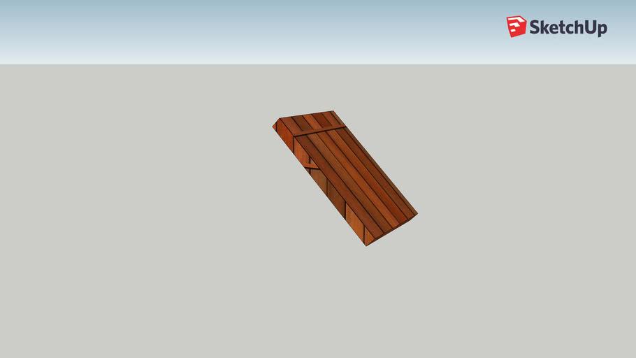 Ark Wooden Ramp