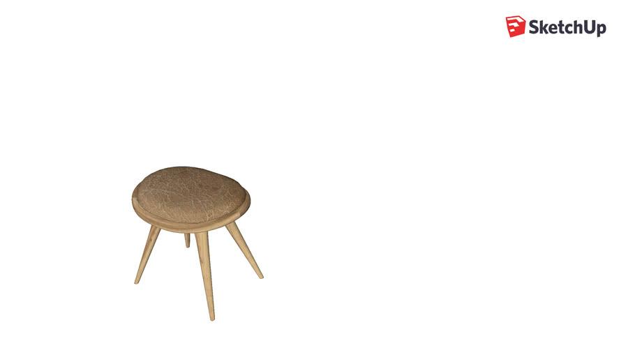 Mater stool - Low