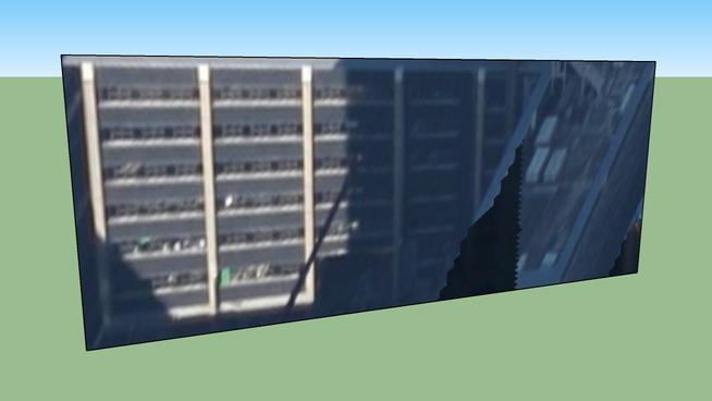 浜崎橋:東京産業貿易会館うら