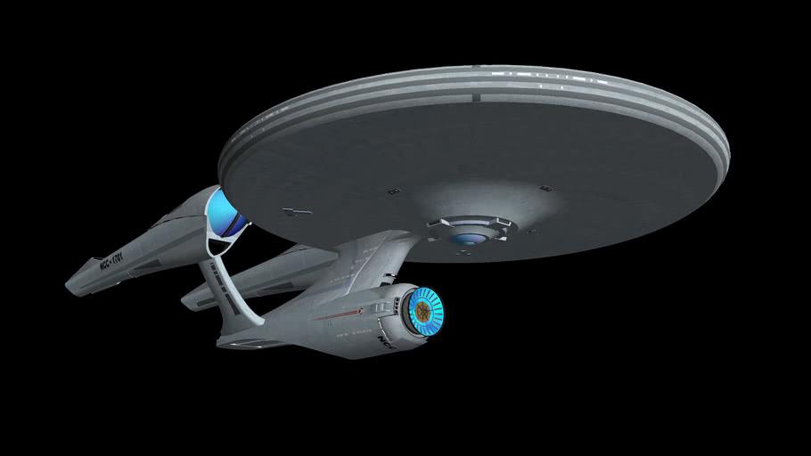 USS Enterprise (2009 Movie)