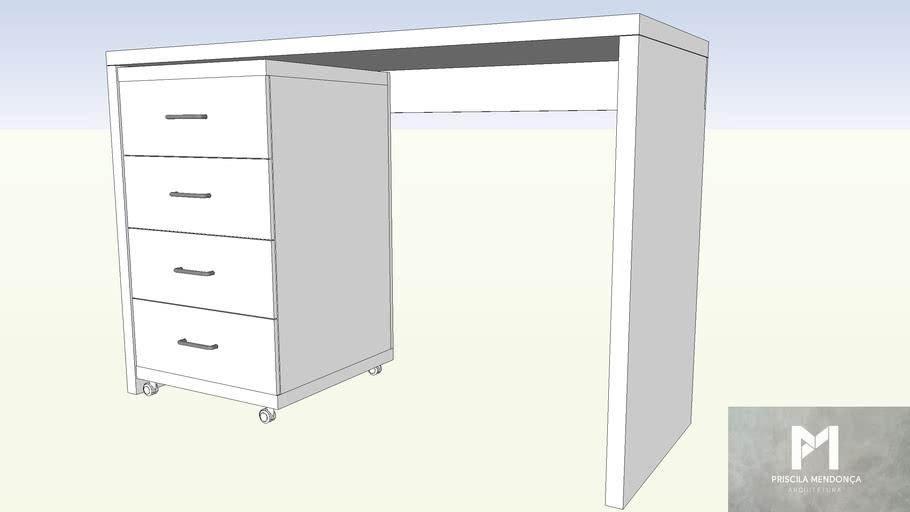 Find escrivaninha