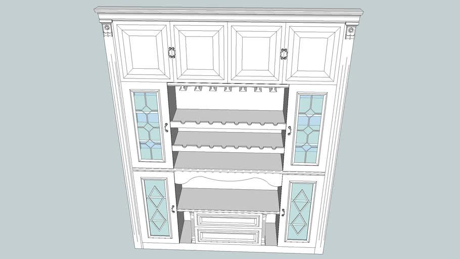 家具酒柜1