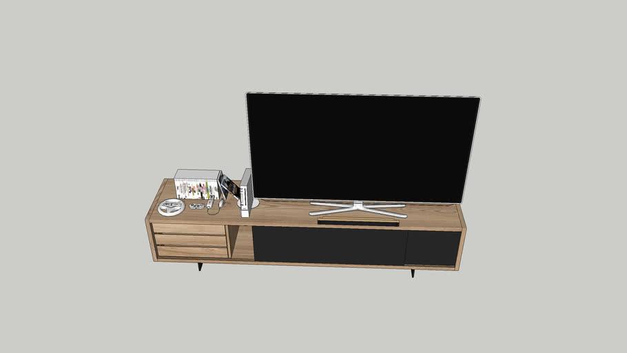 Epic TV Setup