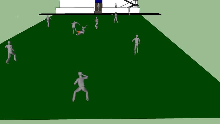 Odyssey Sport Soccer Club Training Facility