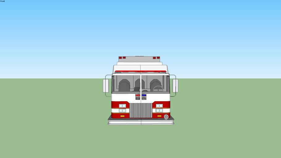 Freeport Fire Rescue Squad 1