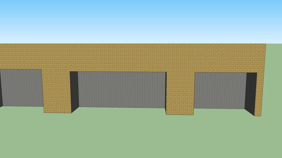 Simple Warehouse/Distribution Center