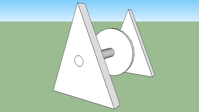 modelo de plano tridimencional