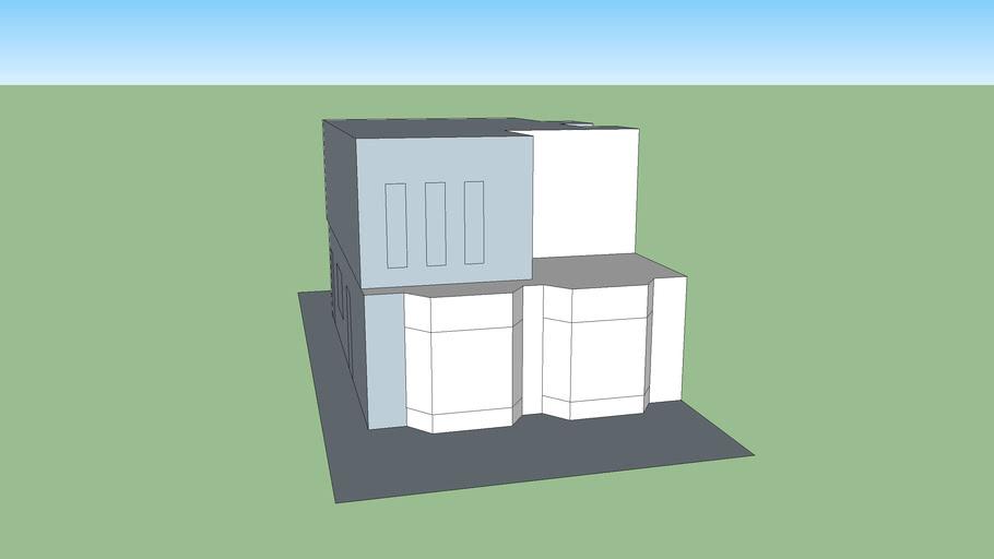 Casa dois pavimentos