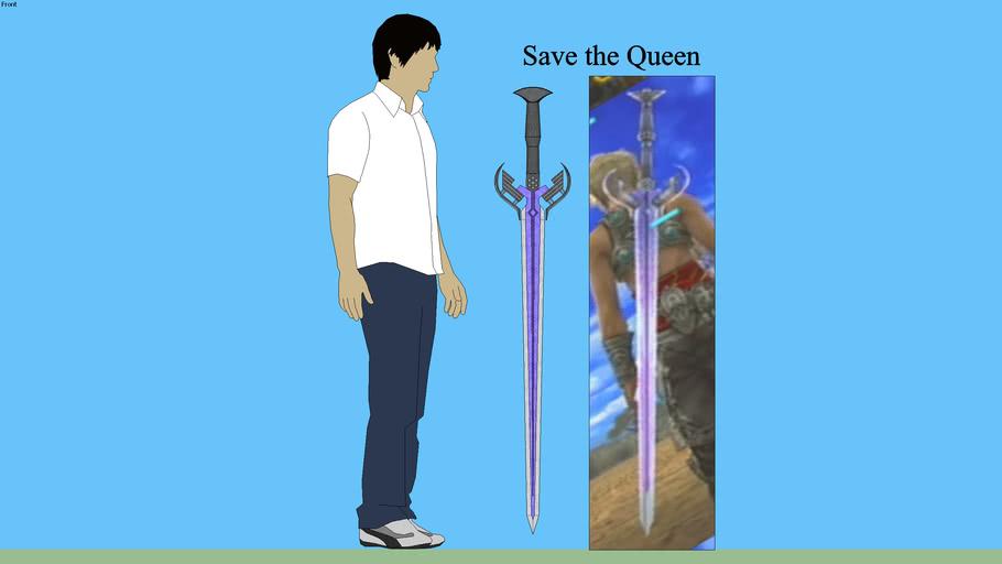 Final Fantasy 12 Save the Queen
