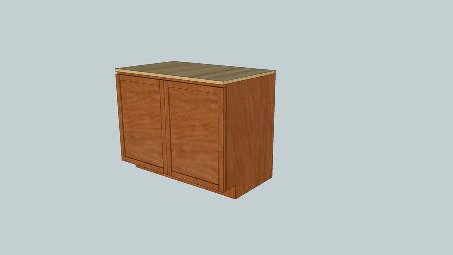 Shop Lower Cabinet Double Unit
