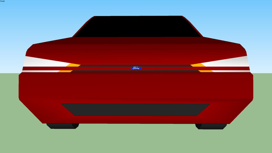 Ford Focs RS Concept