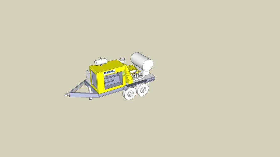 Jetstream waterblaster
