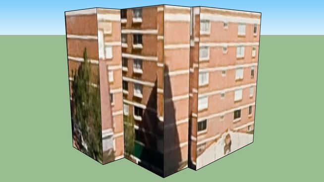Edificio en Ciudad de México, D.f., México