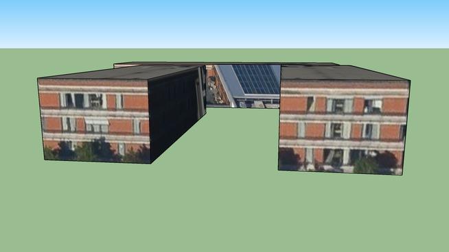 Klinisch ouderencentrum, mangostraat 1, Den Haag, Nederland