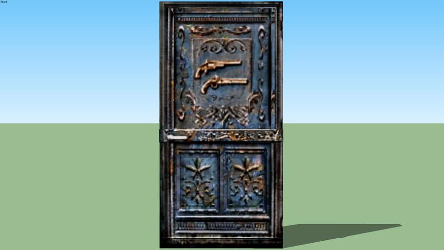Resident Evil 4 - Mini Game Door