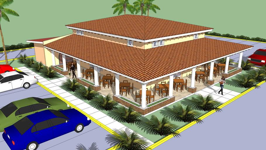 Restaurante Campestre Rocha.