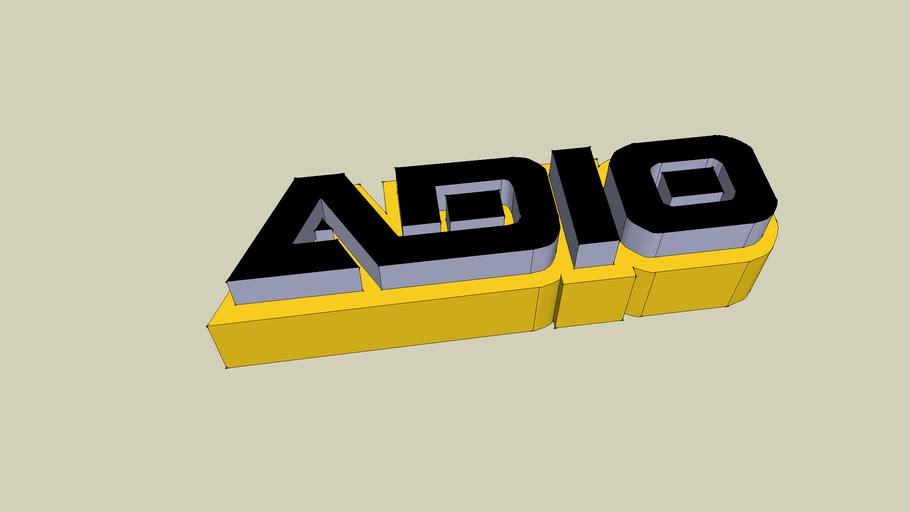 ADIO logo