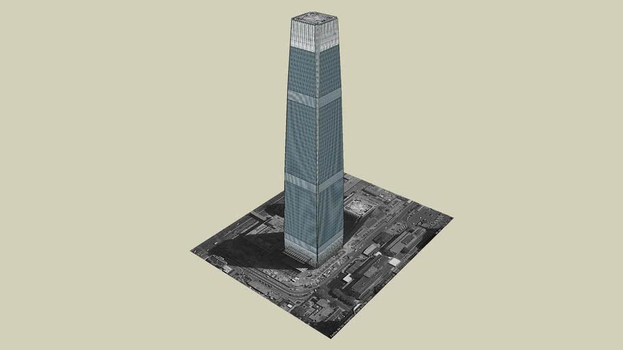 China World Trade Center. Tower 3
