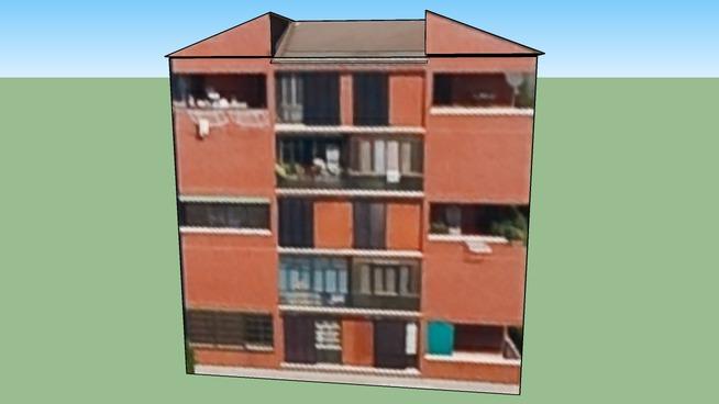 Building in 20094 Corsico Milan, Italy