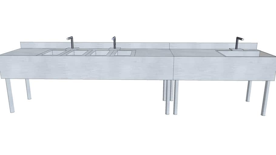 SPiN Bar Sink