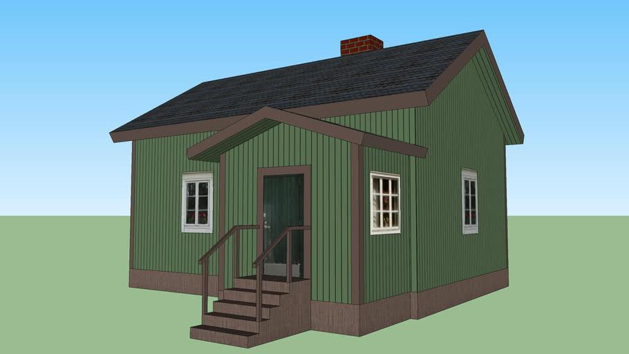 Finnish House 2 (Suomalainen omakotitalo)