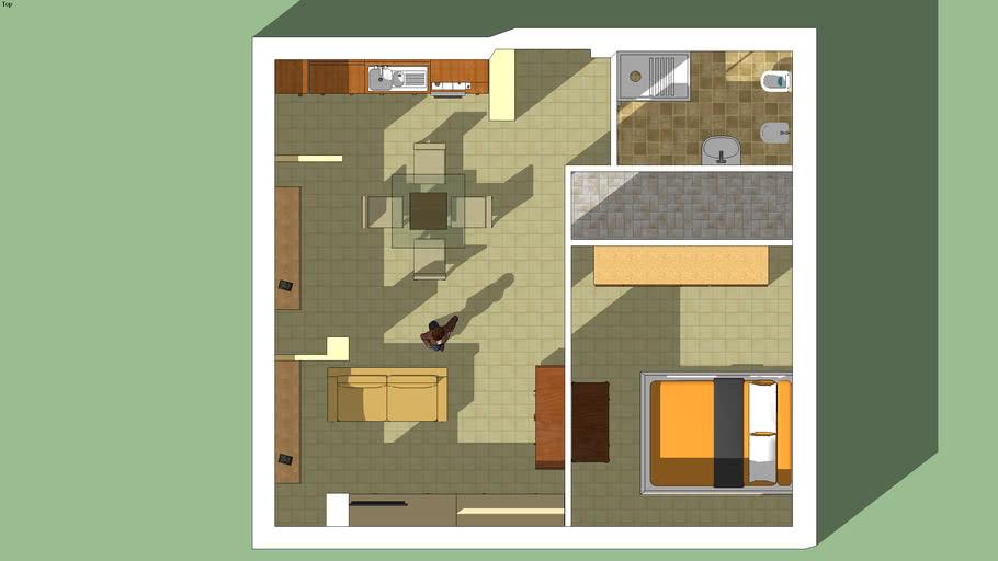 mini-alloggio a Siena