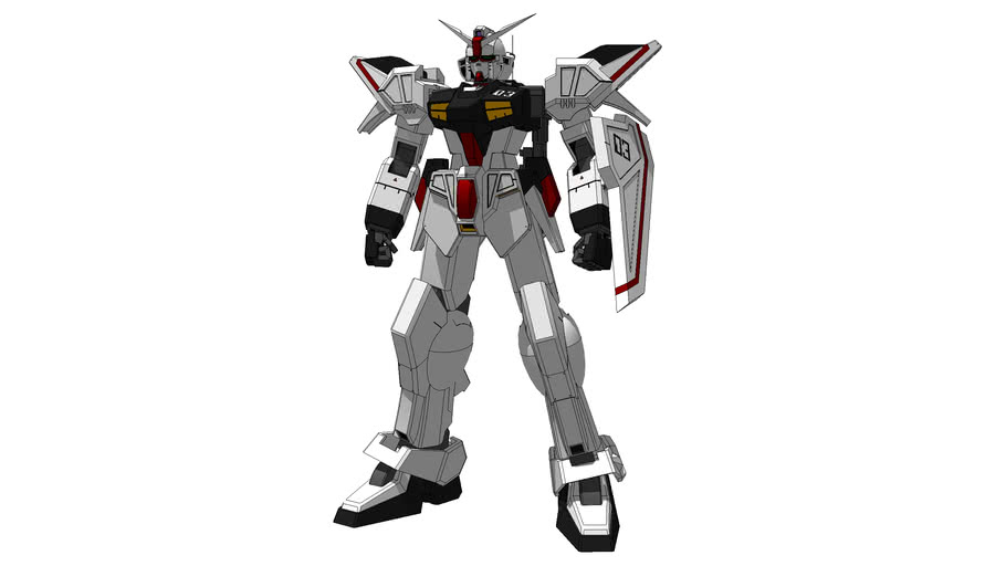 Narsil Gundam (My custom Gundam)