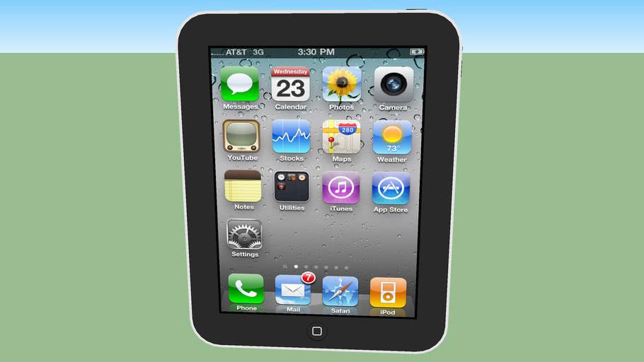 Apple iPad Phone