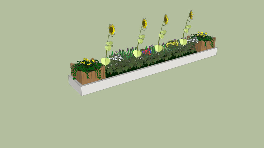 bồn hoa