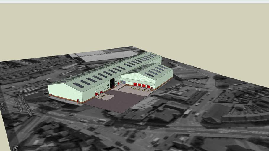Steelite International Distribution Warehouse