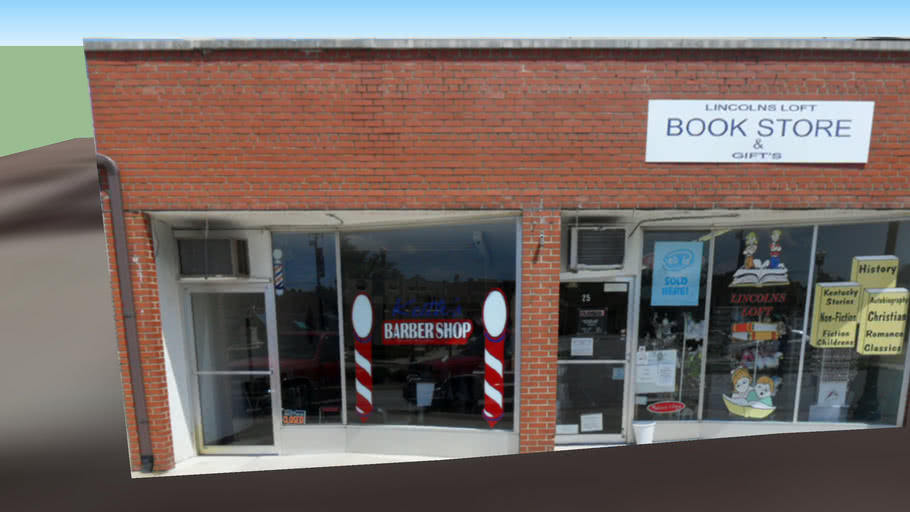 Lincoln's Loft Book Store, Hodgenville, KY