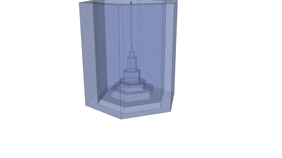 Tower in a cup
