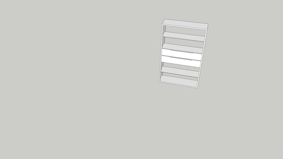 Ikea Fjälkinge 2021 118x35x193cm