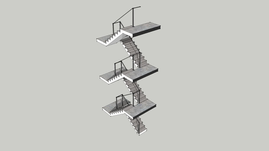 Stairs Problem