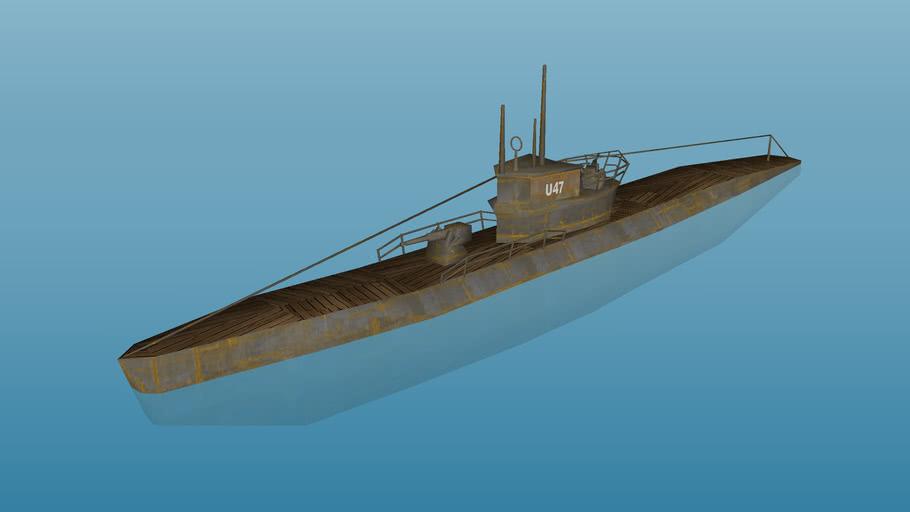 Submarine U47