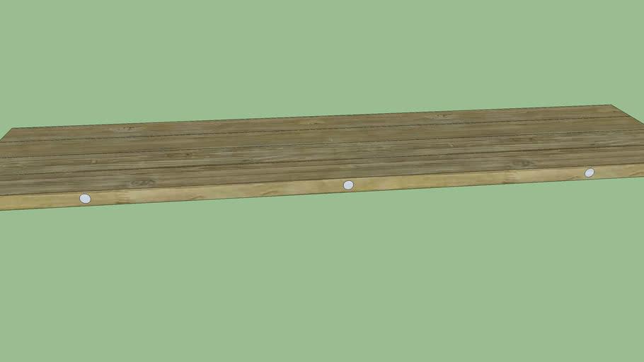 plateau etbali bois