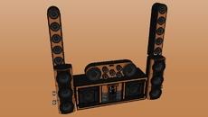 Meuble audio