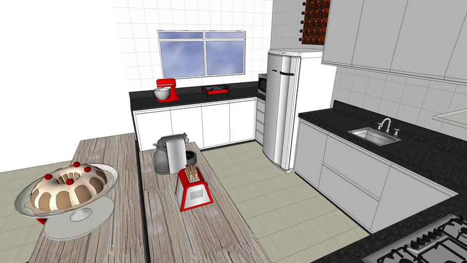 elaineorkut, kitchen, cozinha