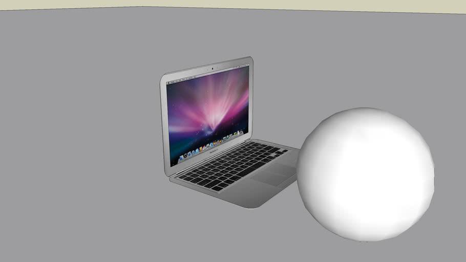 Die MacBook Air (SketchyPhysics)