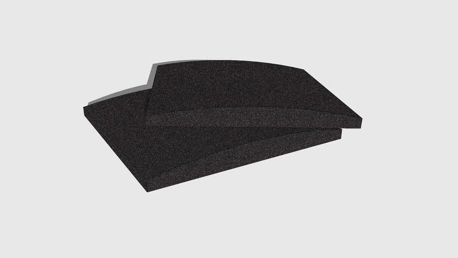 Skum Acoustics - Kino - Sound absorber