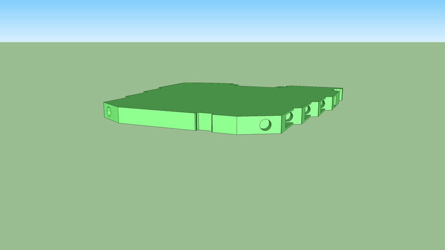 Phoenix Contact - MCR Signal Isolator / Duplicator - Generic Casing Model