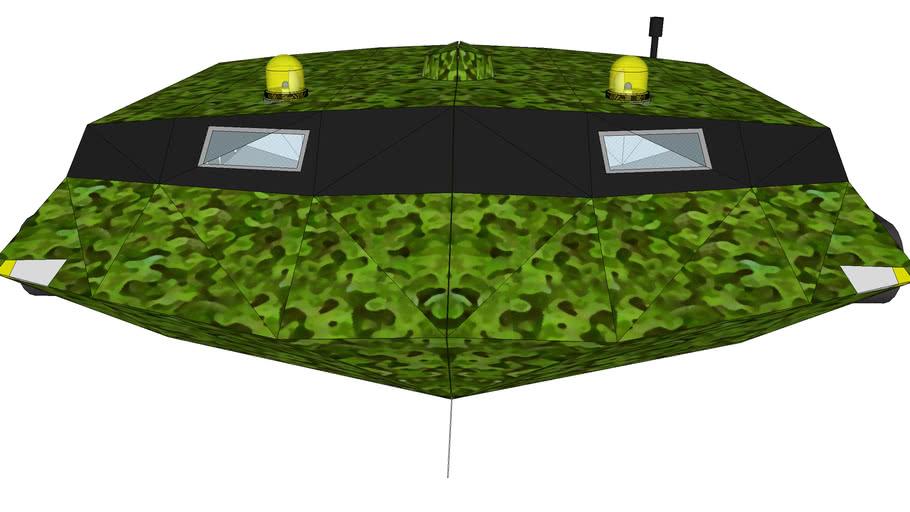 tanque de guerra escorpião III