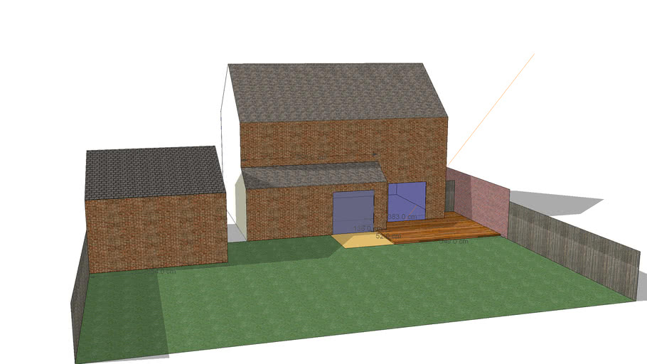 House (Rendered)