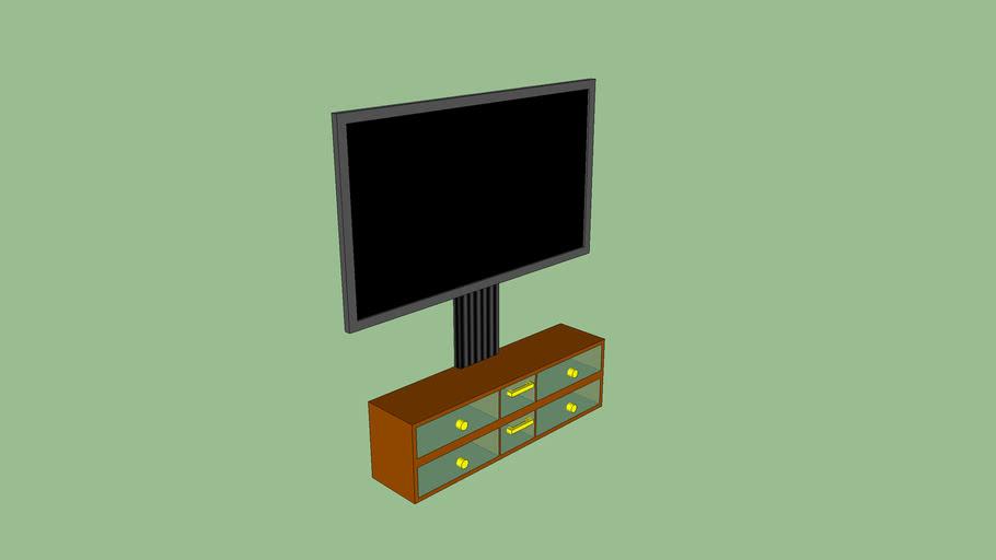 """72"""" Flat Screen TV"""