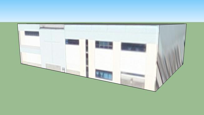 Bâtiment situé Westminster, Californie 92683, États-Unis