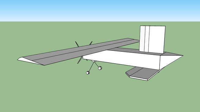progetto aereo fatto in casa