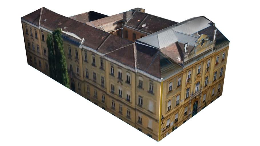 Budapest,Óbuda Városháza
