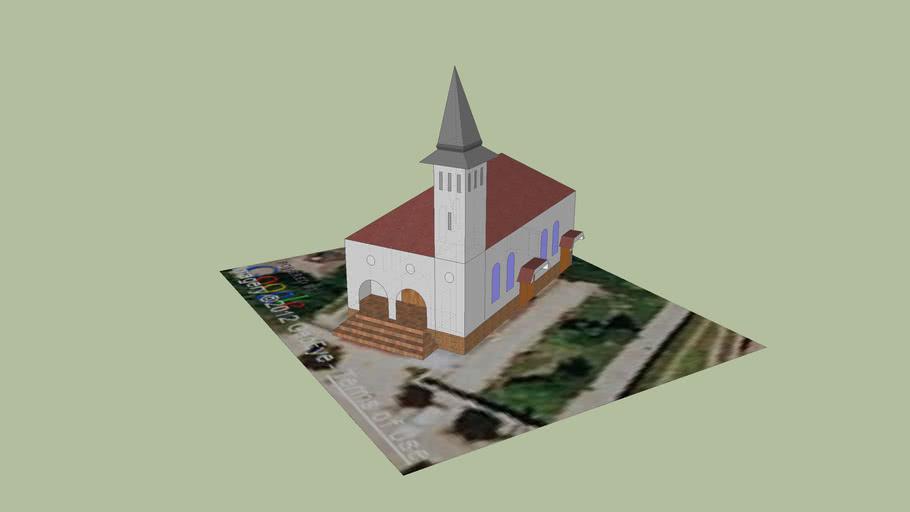 Őrszentmiklósi református templom