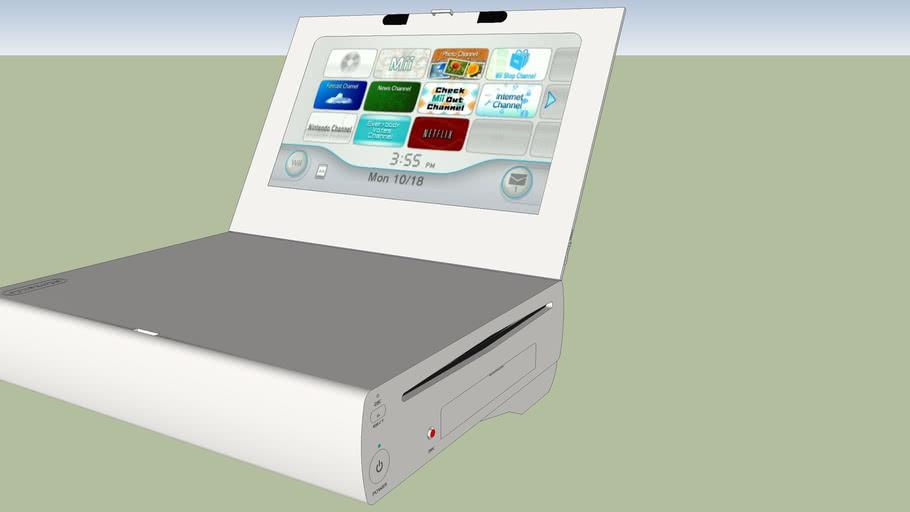 Wii Laptop