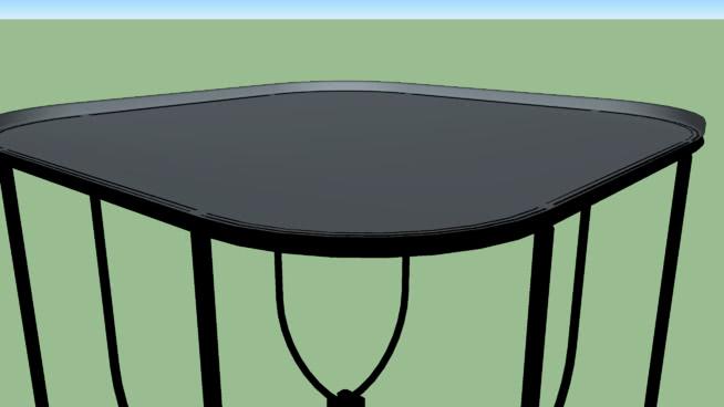Menu - Cage Table 2